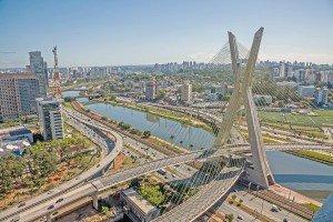 Веб-камера Сан-Паулу